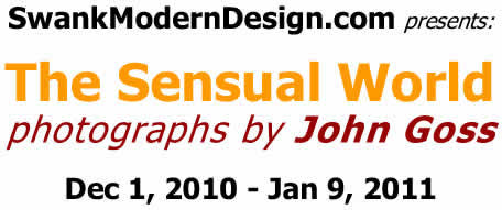 The Sensual World: Photographs by John Goss, Dec 1, 2010 - Jan 9, 2011